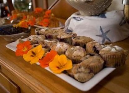 The Lost Whale Bed & Breakfast Inn breakfast muffins