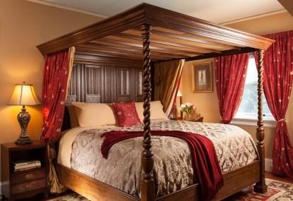 Hamanassett Bed and Breakfast bedroom