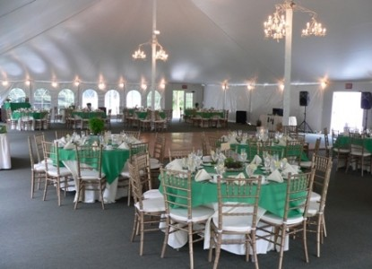 The Inn at Stone Manor reception