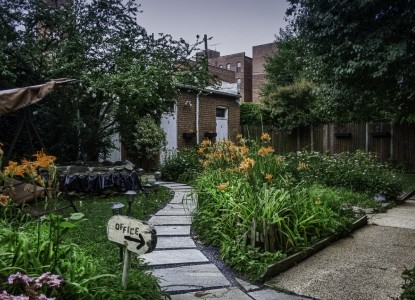 adam's inn backyard garden