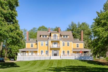 York Harbor Inn-The Chapman College