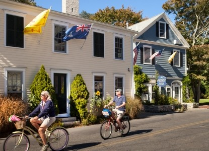 Affordable Luxury in the Heart of Provincetown.