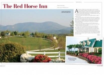The Red Horse Inn Bed & Breakfast awards