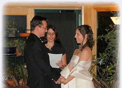 The Hidden Garden's Bed & Breakfast, wedding