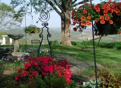 The Secret Bed & Breakfast Spring View