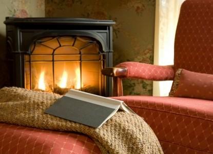 Berry Manor Inn-Fireplace