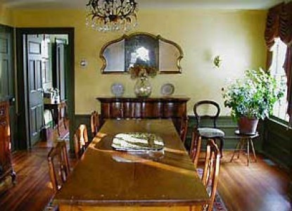 Millbrook Country House dining table
