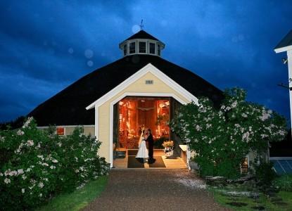 The Inn at the Round Barn Farm weddings