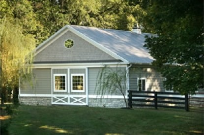 Bluegrass Country Estate barn