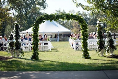 Bluegrass Country Estate wedding