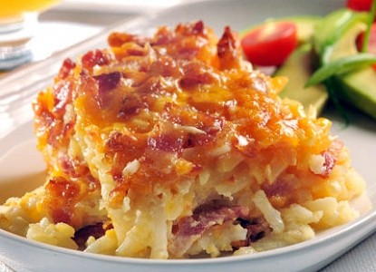 Hermann Hill Potato Egg Casserole