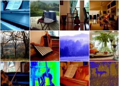 Walnut Hill House B&B Retreat collage