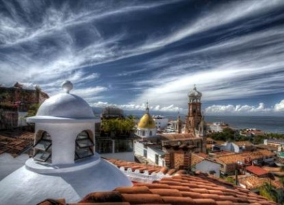 An intimate Bed and Breakfast Inn in the heart of Puerto Vallarta, Mexico!