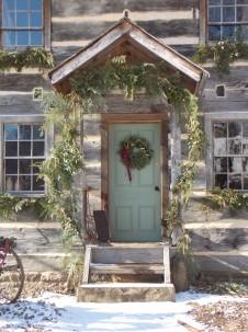 Hisrich Hills House Bed & Breakfast and ArtFarm Front Door