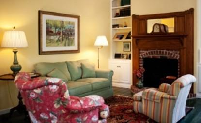 The Green Tree Inn, common room