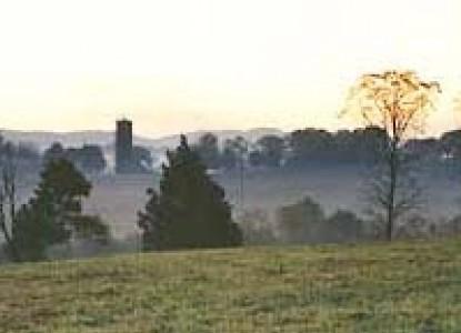Parish Patch Farm & Inn - Whitney Chapel fog