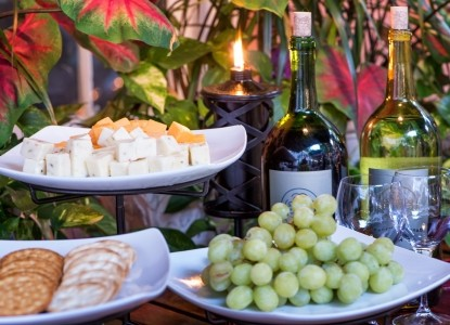 Elliott House Inn-Wine and Cheese