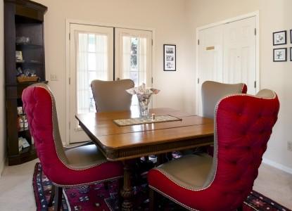 The Pleasant Street Inn Bed & Breakfast-Sitting Area