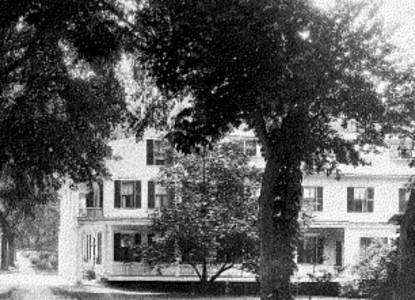 Deerfield Inn history
