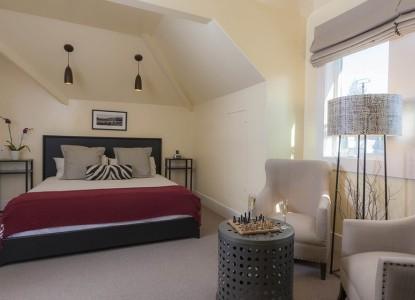 Inn at Sonoma, A Four Sisters Inn, bedroom