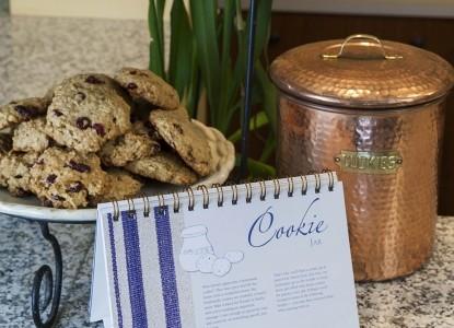 Inn at Sonoma, A Four Sisters Inn, cookies