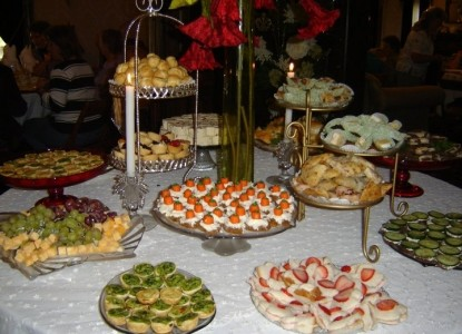 The Victorian Lady Bed and Breakfast- Snacks