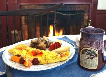 Colonel Spencer Inn-Breakfast