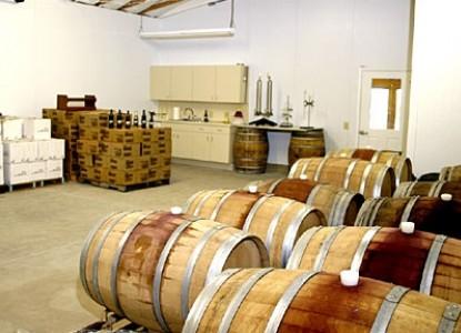 Sequoia View Bed & Breakfast-Wine Barrels