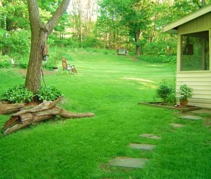 Kountry Living Bed & Breakfast grass