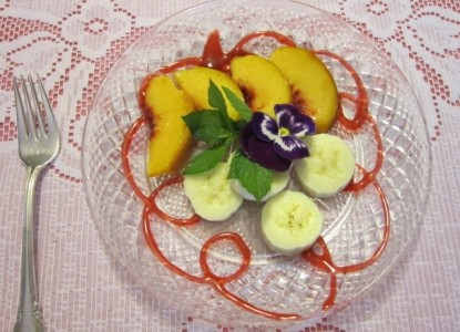 The Shepherds' Inn Bed and Breakfast, Inc.-Fruit Plate
