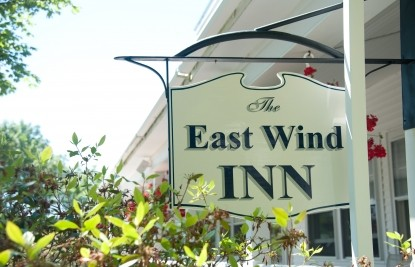The East Wind Inn, marquee
