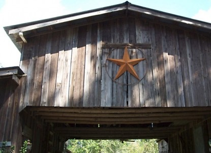 Ethridge Farm Log Cabin Bed and Breakfast star