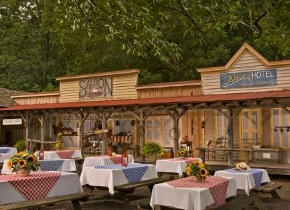 Marriott Ranch & Inn at Fairfield Farm, reception