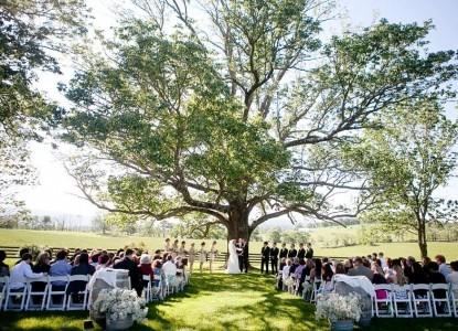 Marriott Ranch & Inn at Fairfield Farm, wedding