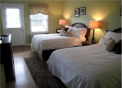 Marriott Manor House Queen Beds