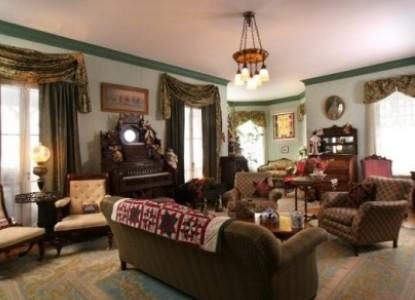 The Rookwood Inn living room
