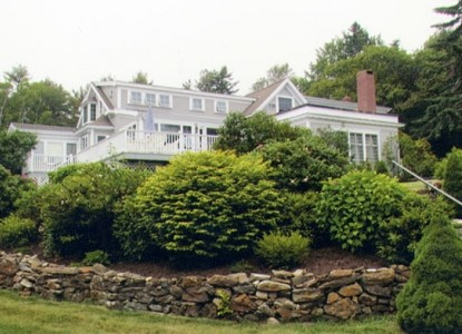 The Mooring Bed & Breakfast, front view