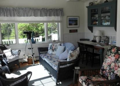The Mooring B& B, living area