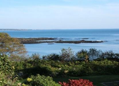 The Mooring B& B, coastline view