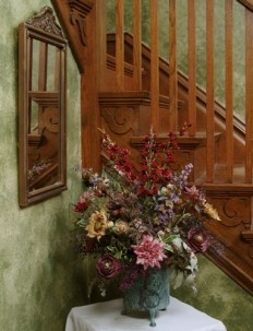 Steever House Bed & Breakfast, staircase