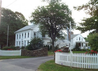 A Connecticut Shoreline Bed and Breakfast ~ The Inn of Choice. One block from the beach in quaint Westbrook.
