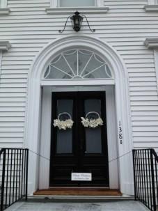 Captain Stannard House Country Inn-Door