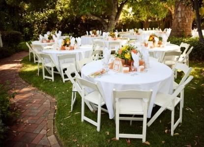 Kaleidoscope Inn and Gardens-Event Tables