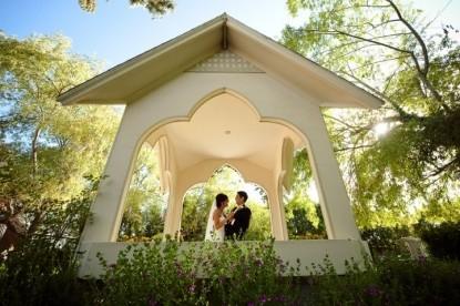 Kaleidoscope Inn and Gardens-Couple
