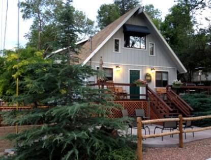 Prescott Pines Inn-Outside View