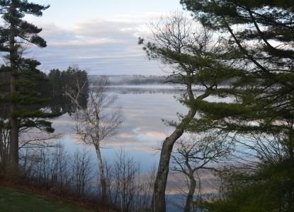 Wolf Cove Inn Lakeside Bed & Breakfast- Cloudy Sky