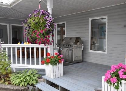 Mile Zero Bed & Breakfast-Porch