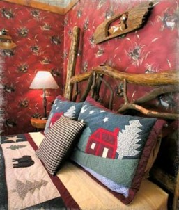 The River Lodge Bed & Breakfast-Bedroom