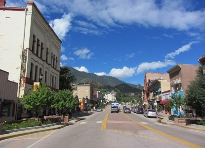 Avenue Hotel Bed and Breakfast-Manitou Springs Town
