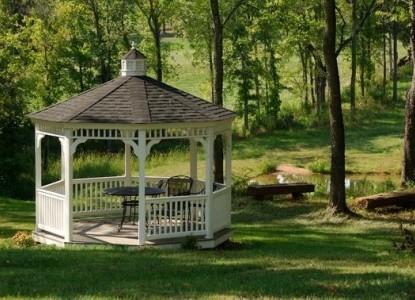 Maysville Manor - Gazebo